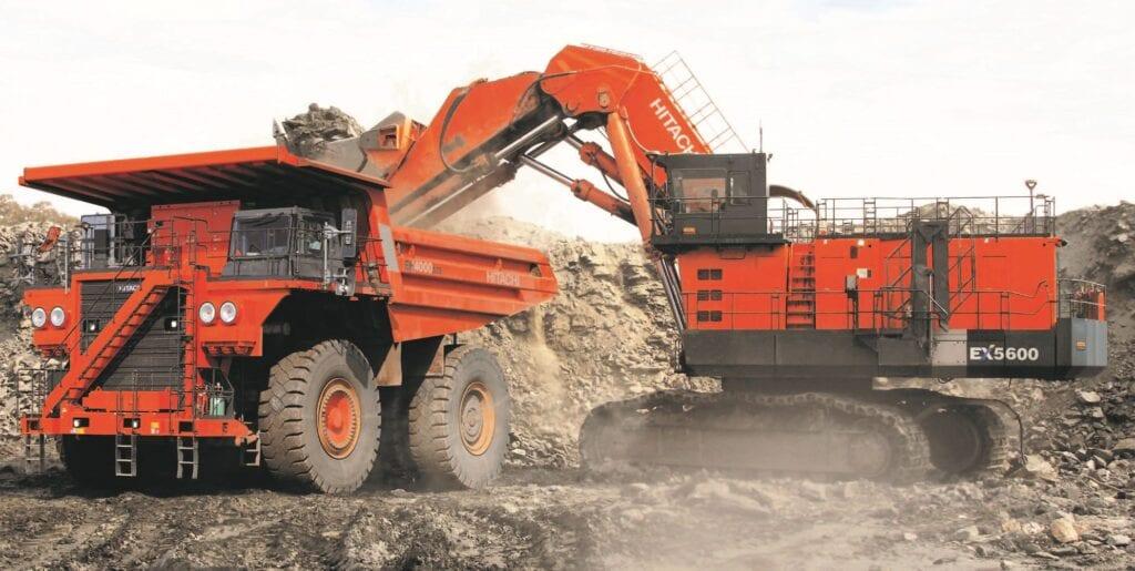 ABB Hitachi mines