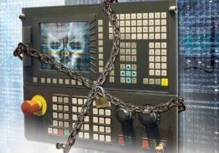 Cyber security industrial Aandrijftechniek