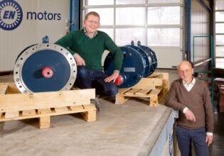 EN motors new director
