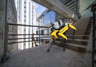 Leica Spot robot Boston
