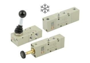 Metal Work LT ventielen