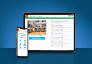 Rexroth digital app