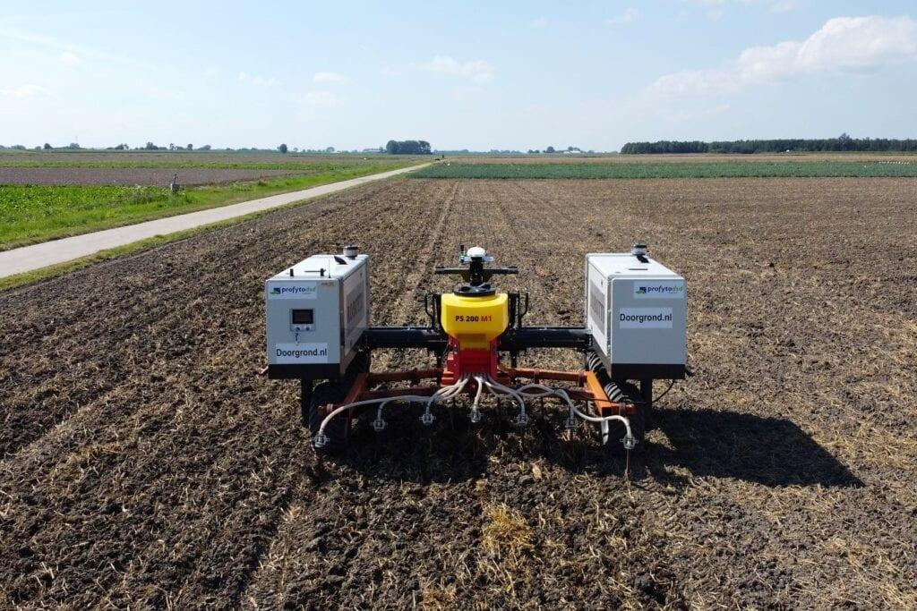 WUR Agrointelli robot