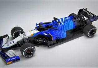 Williams F1 2021 B&R partner