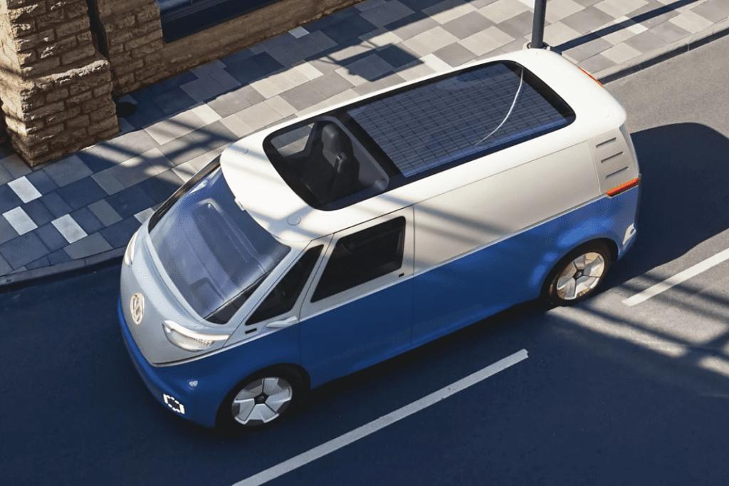 VW ID.Buzz cargo bestelauto