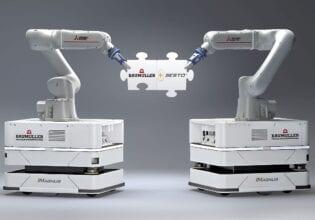 Baumüller Sesto mobiele robot