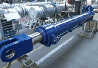 Rexroth productie cilinders Boxtel