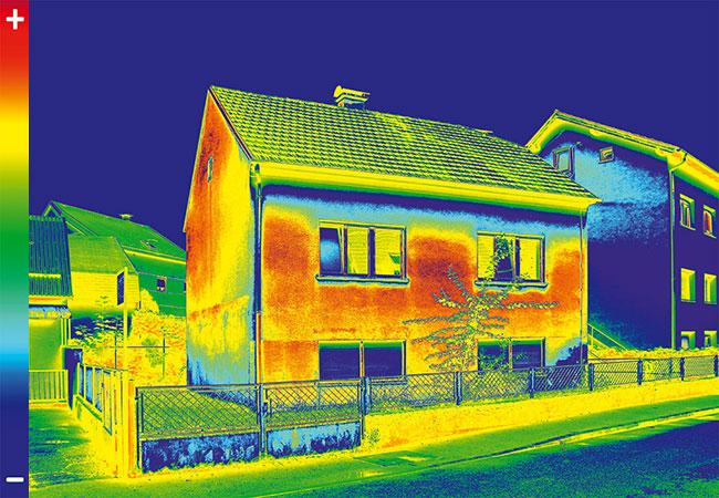 Faulhaber warmtebeeldcamera