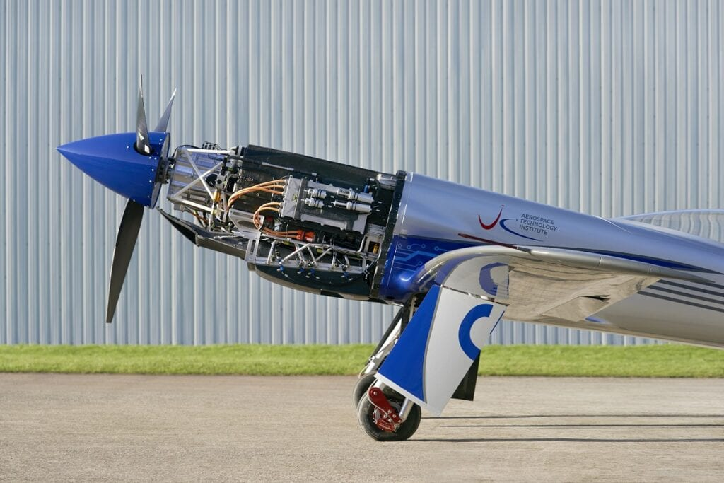 Rolls-Royce Spirit of innovation ACCEL