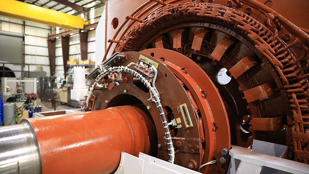Sulzer reparatie HV-motor 2