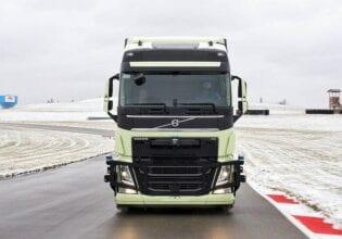 Samenwerking Volvo en Aurora