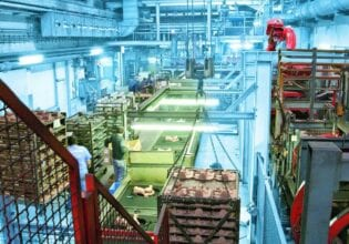 Bosch Rexroth gieterij foundry