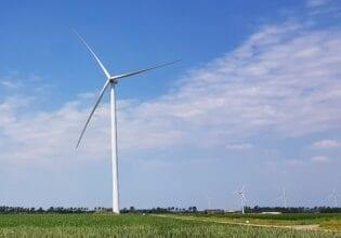 Windturbine GE TNO
