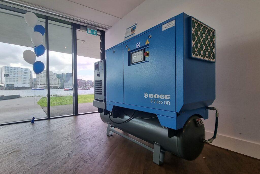 Boge compressor Eco 5