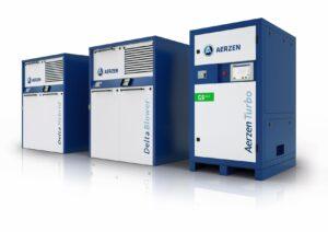 aerzen compressors digital