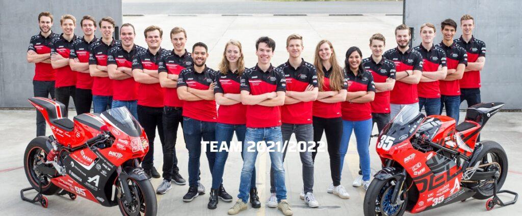 Electric Superbike team Twente
