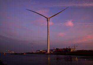 GE Haliade X windturbine