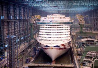 Meyer Werft Iona